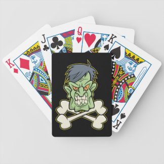 Zombie Xbones '003' Playing Cards