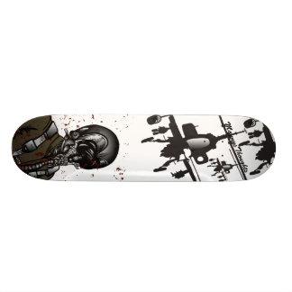 Zombie Zone Free Skate boards decks