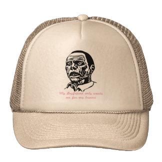 zombieboyfriend cap