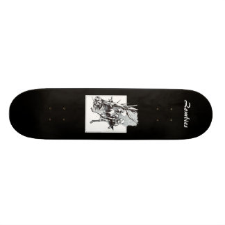 Zombies 21.6 Cm Skateboard Deck