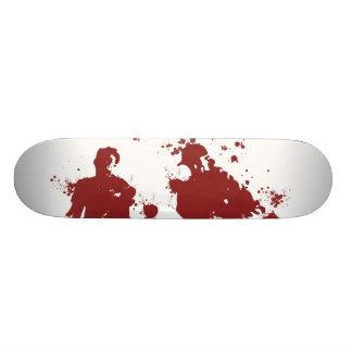 Zombies! 2 skateboard deck