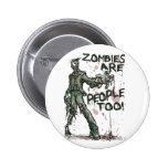 Zombies are People too Gear Button