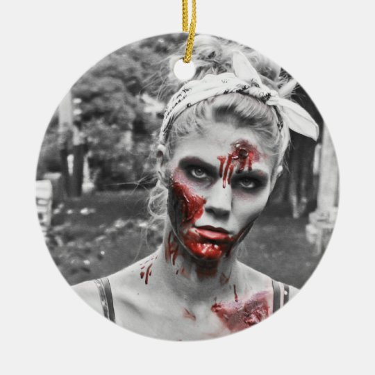 Zombies Are Sexy! Ornament
