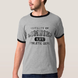 ZOMBIES Athletic Dept. - T-shirt