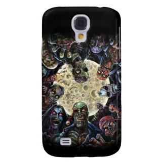 Zombies Attack (Zombie Horde) Galaxy S4 Case