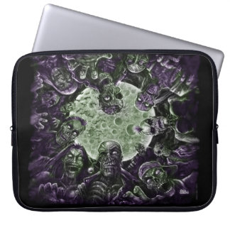 Zombies Attack (Zombie Horde) Laptop Sleeve