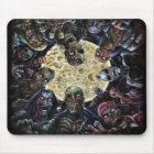 Zombies Attack (Zombie Horde) Mouse Mat