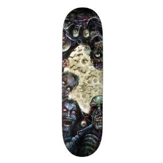 Zombies Attack (Zombie Horde) Skateboard Decks