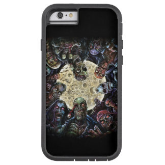 Zombies Attack (Zombie Horde) Tough Xtreme iPhone 6 Case