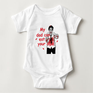 Zombies Baby Bodysuit