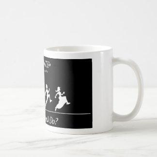 Zombies Basic White Mug