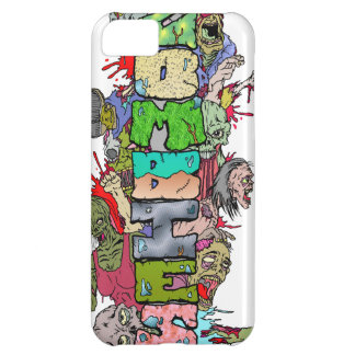ZOMBIES COVER FOR iPhone 5C
