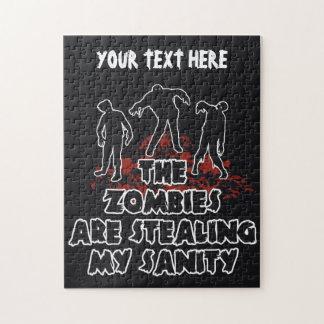 Zombies custom puzzle