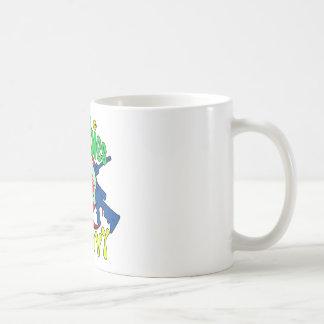 Zombies Groovy 70s Coffee Mugs