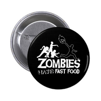 Zombies Hate Fast Food: button