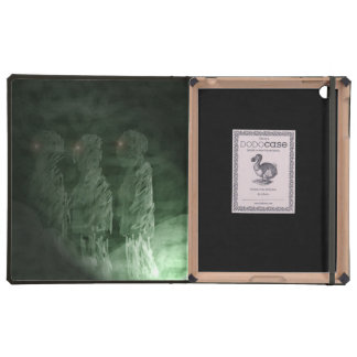 zombies in the mist iPad Dodo folio case iPad Folio Case