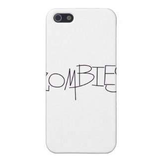Zombies! Case For iPhone 5