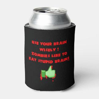 Zombies like stupid brains