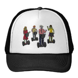 Zombies On Segways, Hat
