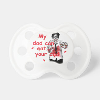 Zombies Pacifiers
