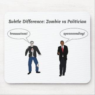 Zombies Politicians Mousepads