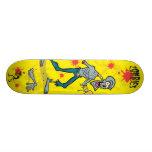 Zombies Skateboard