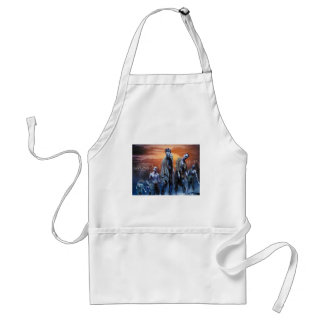 Zombies! Standard Apron