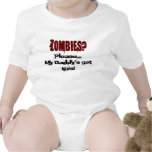 Zombies? T-shirts