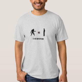 Zombies VS Humans Tshirts