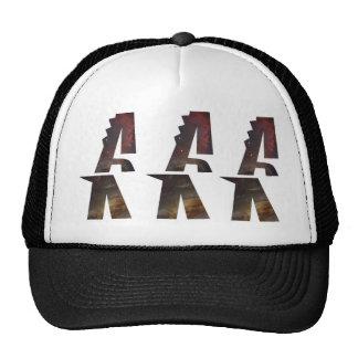 ZOMBIESAUR TRUCKER TRUCKER HATS