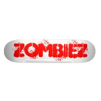 ZOMBIEZ LOGO DECK - Customized Skate Board