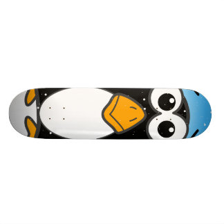 Zoned Out Penguin 20.6 Cm Skateboard Deck