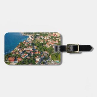 Zonguldak, Aerial, Black Sea Coast Of Turkey 2 Bag Tag