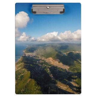Zonguldak, Aerial, Black Sea Coast Of Turkey Clipboard