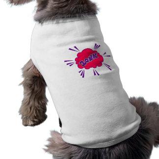 Zonk comic dog tee shirt