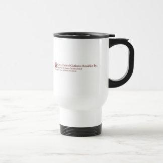 Zonta Travellers Coffee Mug - Customisable!