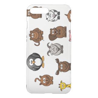 Zoo Animals iPhone 7 Plus Case