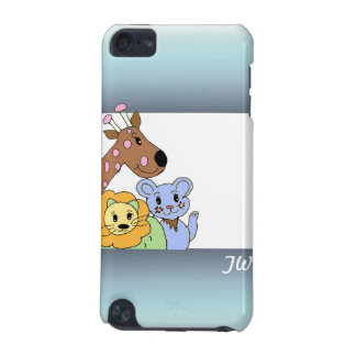 Zoo Animals iPod Touch (5th Generation) Case