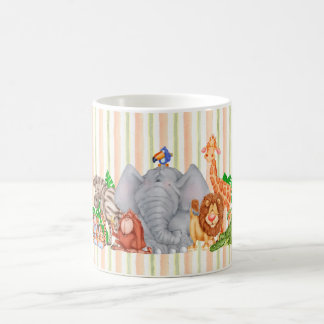 Zoo Animals - Mug