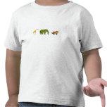 Zoo animals t shirt