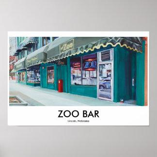 Zoo Bar poster
