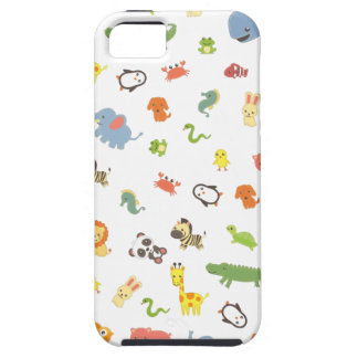 Zoo iPhone 5 Cover