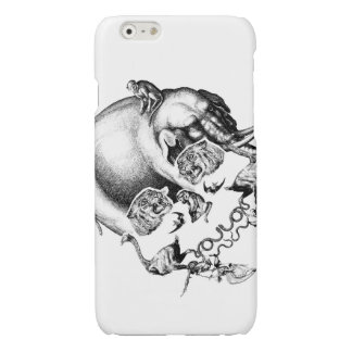 ZOO SKULL iPhone 6 PLUS CASE
