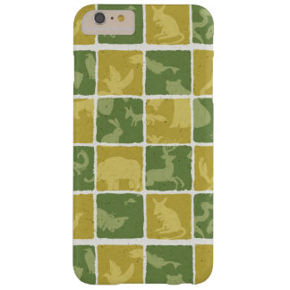 zoo themed pattern barely there iPhone 6 plus case