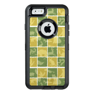 zoo themed pattern OtterBox iPhone 6/6s case