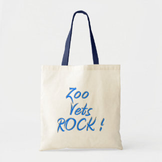 Zoo Vets Rock ! Tote Bags
