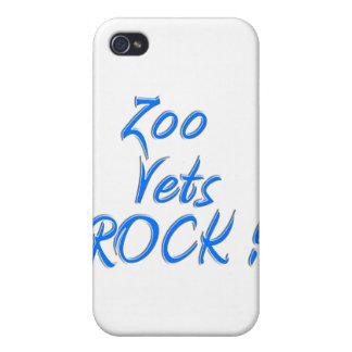 Zoo Vets Rock ! iPhone 4/4S Cases