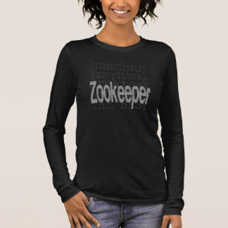 Zookeeper Extraordinaire Long Sleeve T-Shirt