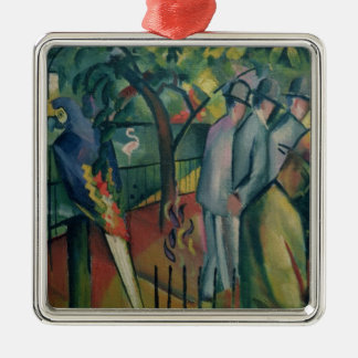 Zoological Garden I, 1912 Christmas Ornament