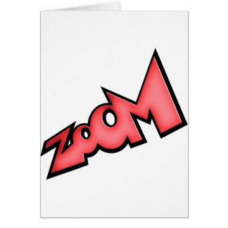 Zoom Note Card
